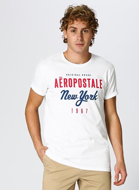 Aeropostale Tişört Beyaz